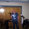 David Russell singing Brown Eye'd Girl