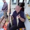 Ronnie Moffett enjoying a days fishing
